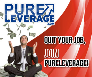 Pure Leverage Review Banner