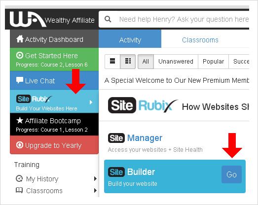 how_to_build_website_with_siterubix_2017