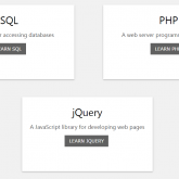 how-to-learn-SQL-PHP-jQuery
